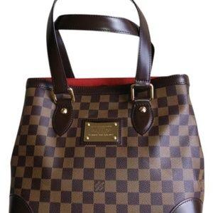 Louis Vuitton Hampstead Shoulder Bag